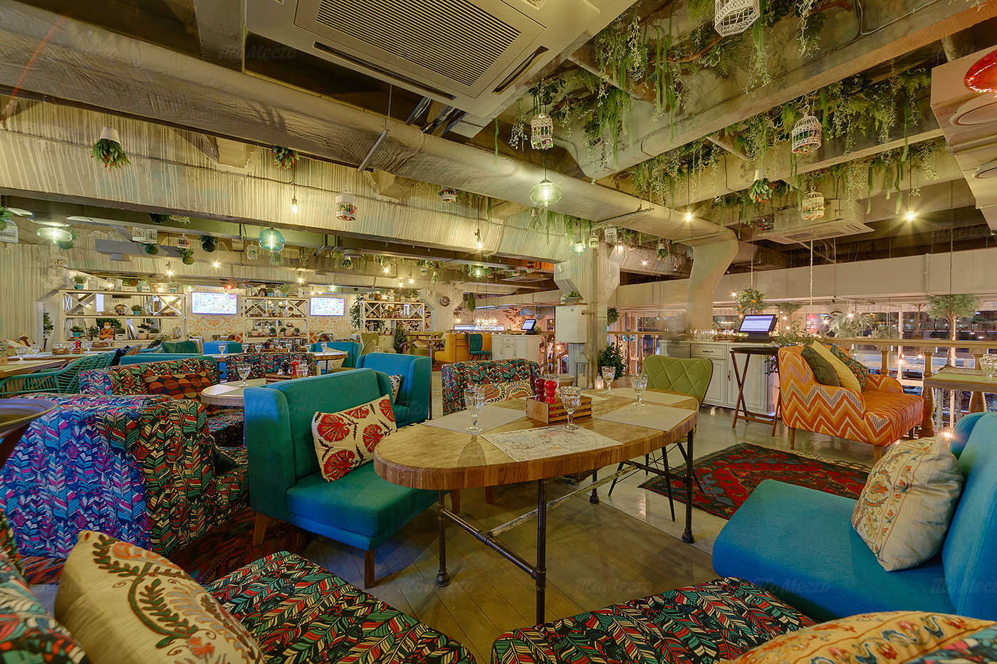Ресторан Чайхана Чабрец на Аптекарской набережной фото 12