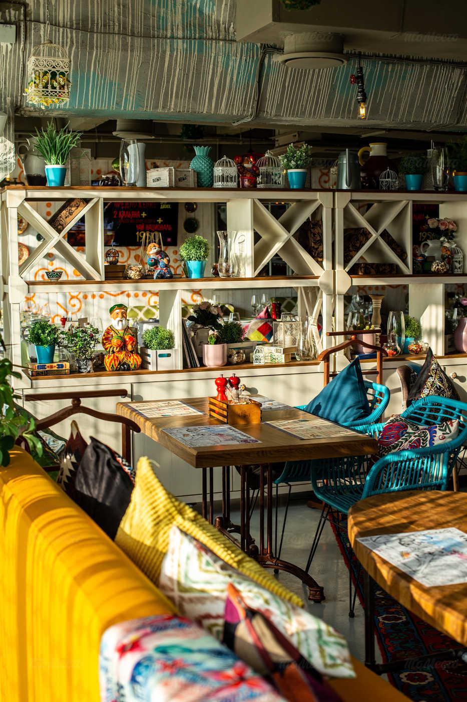 Ресторан Чайхана Чабрец на Аптекарской набережной фото 16