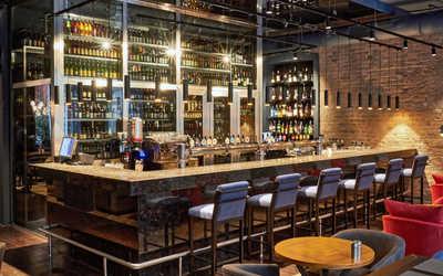 Банкетный зал пивного ресторана Brasserie Lambic (Брассерия Ламбик) на Страстном бульваре фото 1