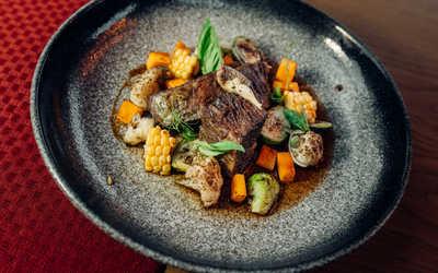 Меню пивного ресторана Brasserie Lambic на Страстном бульваре фото 3