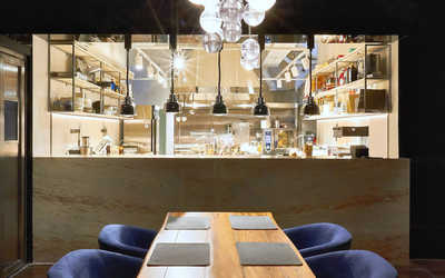 Банкетный зал пивного ресторана Brasserie Lambic (Брассерия Ламбик) на Страстном бульваре фото 2
