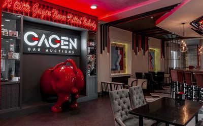 Банкетный зал бара Gagen на Некрасова фото 2