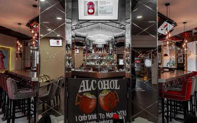Банкетный зал бара Gagen на Некрасова фото 3