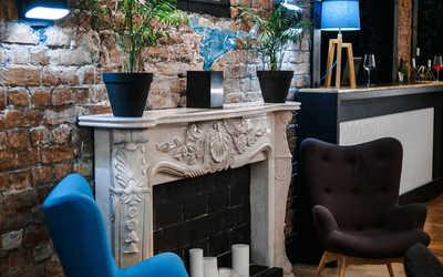 Банкетный зал ресторана Abajour Cafe на 9-й линии Васильевского острова фото 3