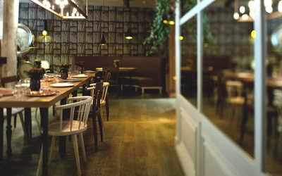 Банкетный зал ресторана Экстра Вирджин (Extra Virgin) на Покровке фото 1