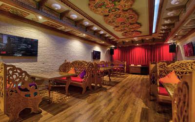Банкетный зал ресторана Будур на Нижегородской фото 2