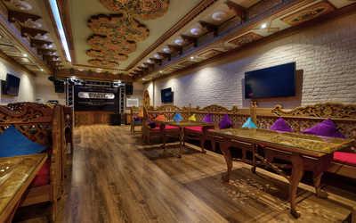 Банкетный зал ресторана Будур на Нижегородской фото 3