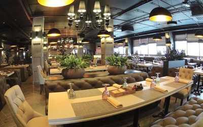 Банкетный зал ресторана Boobo на Дмитровском шоссе фото 1