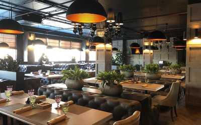 Банкетный зал ресторана Boobo на Дмитровском шоссе фото 3