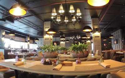 Банкетный зал ресторана Boobo на Дмитровском шоссе фото 2