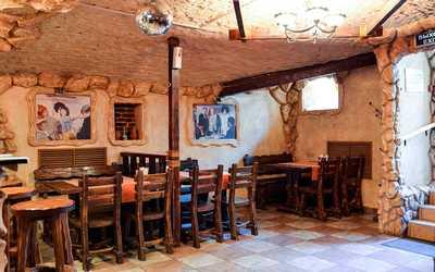 Банкетный зал кафе БамБарБия на улице Чайковского фото 1