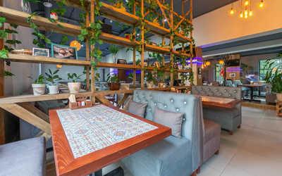 Банкетный зал ресторана Батат на Всеволожском пр. фото 1
