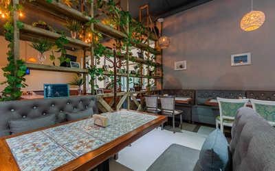 Банкетный зал ресторана Батат на Всеволожском пр. фото 3