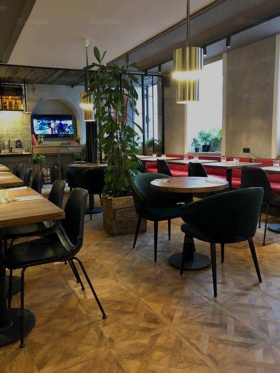 Ресторан Сажа на Лубянском проезде фото 6