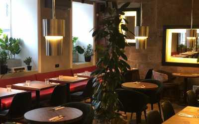 Банкеты ресторана Сажа на Лубянском проезде фото 3