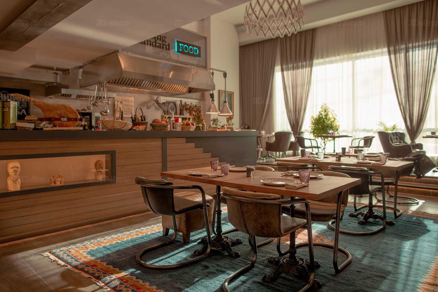 Ресторан Petrushka. Москва 60-летия Октября пр., д. 10А