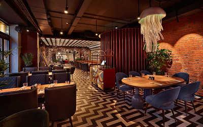 Банкетный зал ресторана ДНК на Рочдельской фото 1