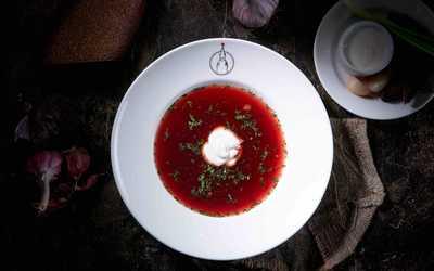 Меню ресторана Спасский на Ильинке фото 3