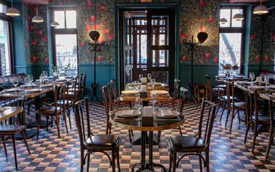 Банкетный зал ресторана Шато Руставели на Малой Бронной фото 2