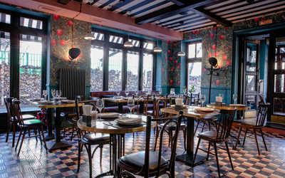 Банкетный зал ресторана Шато Руставели на Малой Бронной фото 1