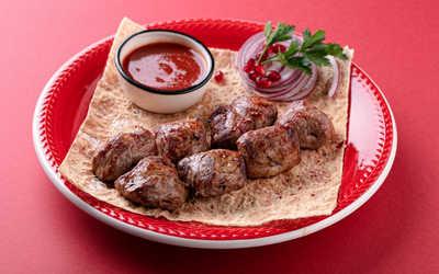 Меню ресторана Шато Руставели на Малой Бронной фото 2