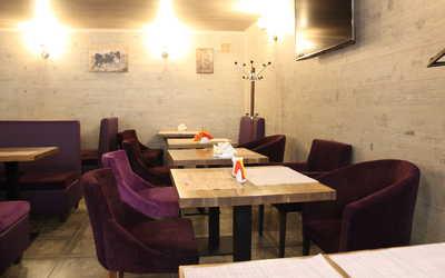 Банкетный зал кафе Grill Town (Гриль Таун) на Малом проспекте В.О. фото 3
