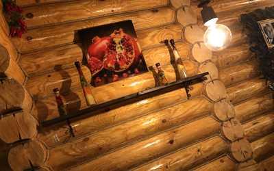 Банкетный зал ресторана Генацвале на Березанской фото 3