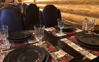 Банкетный зал ресторана Генацвале на Березанской фото 2