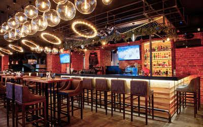 Банкетный зал стейк-хауса Larionov Grill&Bar (Ларионов Гриль и Бар) на Некрасова фото 1