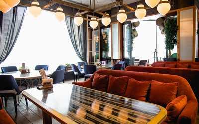 Банкетный зал ресторана Гранд Урюк на улице Сакко и Ванцетти фото 3