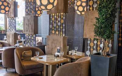 Банкетный зал ресторана Гранд Урюк на улице Сакко и Ванцетти фото 1