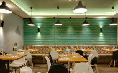 Банкетный зал ресторана Barclay (Барклай) на Моховой фото 3