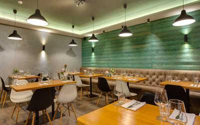 Банкеты ресторана Барклай (Barclay) на Моховой фото 1