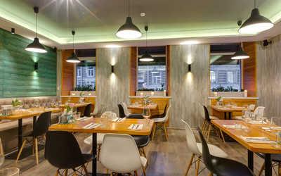 Банкетный зал ресторана Барклай (Barclay) на Моховой фото 2