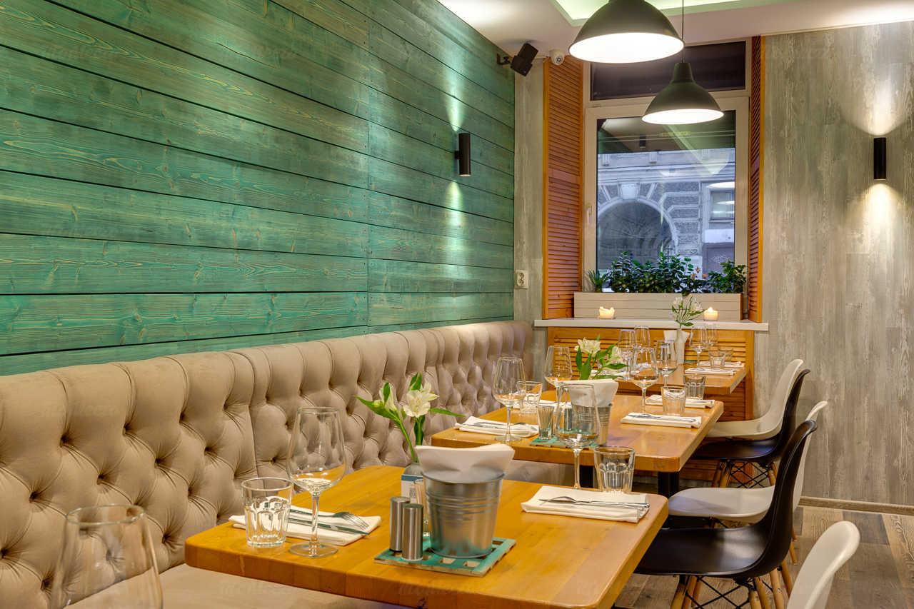 Ресторан Барклай (Barclay) на Моховой фото 4