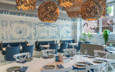 Банкеты ресторана Порто Каррас (Porto Carras) на Рашпилевской фото 2
