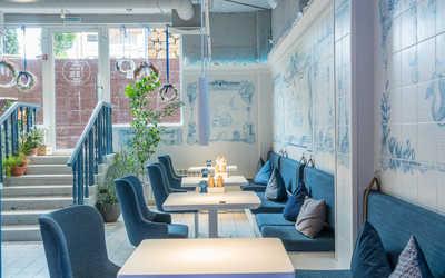 Банкеты ресторана Порто Каррас (Porto Carras) на Рашпилевской фото 3