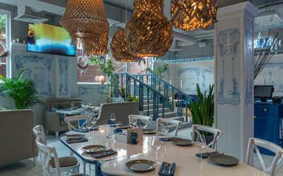 Банкеты ресторана Порто Каррас (Porto Carras) на Рашпилевской фото 1