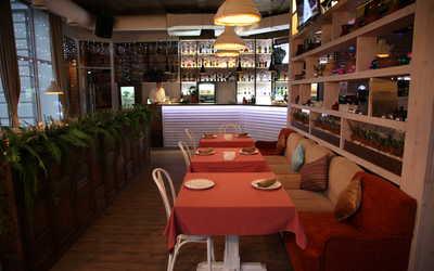 Банкетный зал ресторана Pomegranate на улице Мира фото 2
