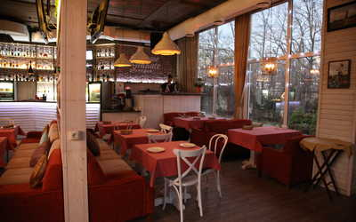 Банкетный зал ресторана Гранат (Pomegranate) на улице Мира фото 3