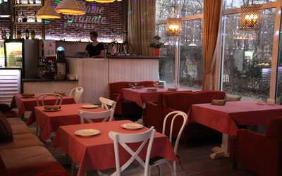 Банкетный зал ресторана Гранат (Pomegranate) на улице Мира фото 1