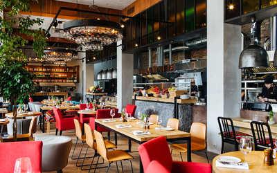 Банкетный зал ресторана Высота 5642 на ул. 65 лет Победы фото 1