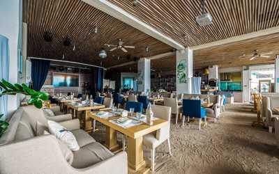 Банкетный зал ресторана Sanremo (Санремо) на Черноморской фото 2