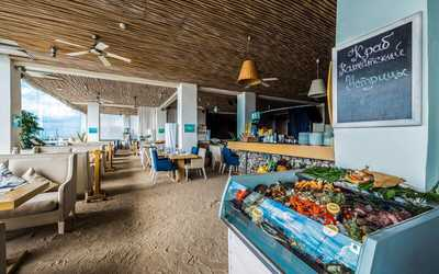 Банкетный зал ресторана Sanremo на Черноморской фото 3