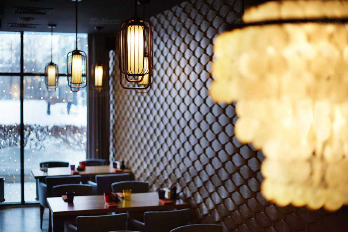 Ресторан The МОРЕ на улице Маршала Тухачевского фото 8