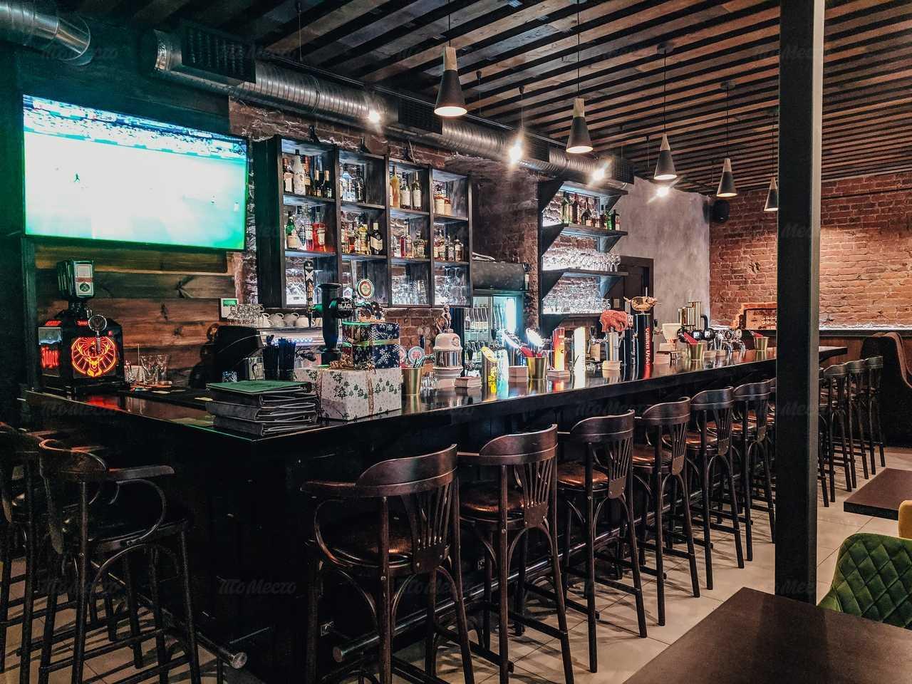 Паб Ламбик бар (Lambicbar) на Загородном проспекте