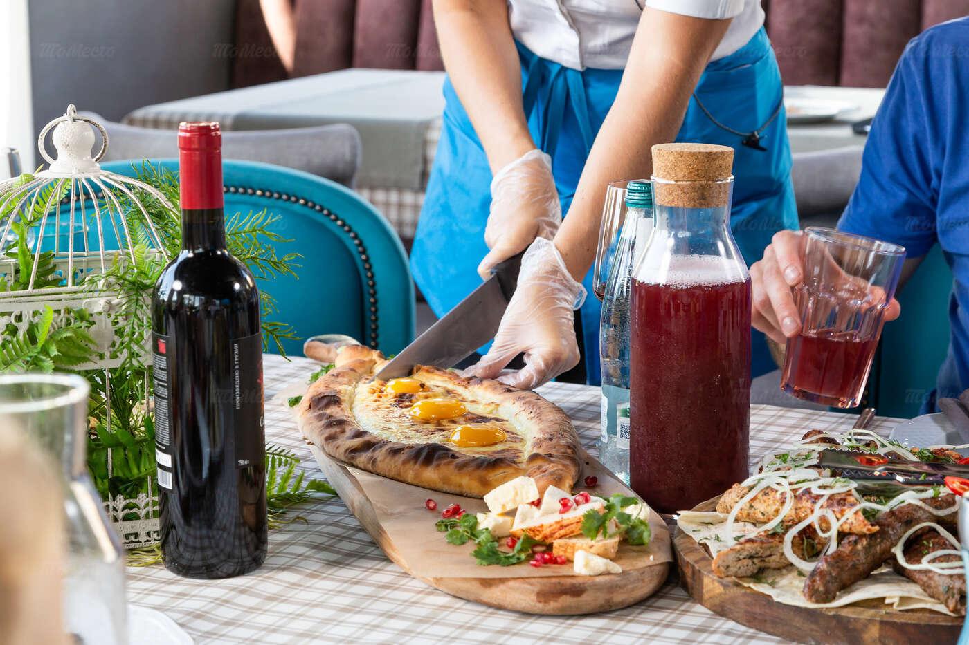 Меню ресторана Мамино  фото 38