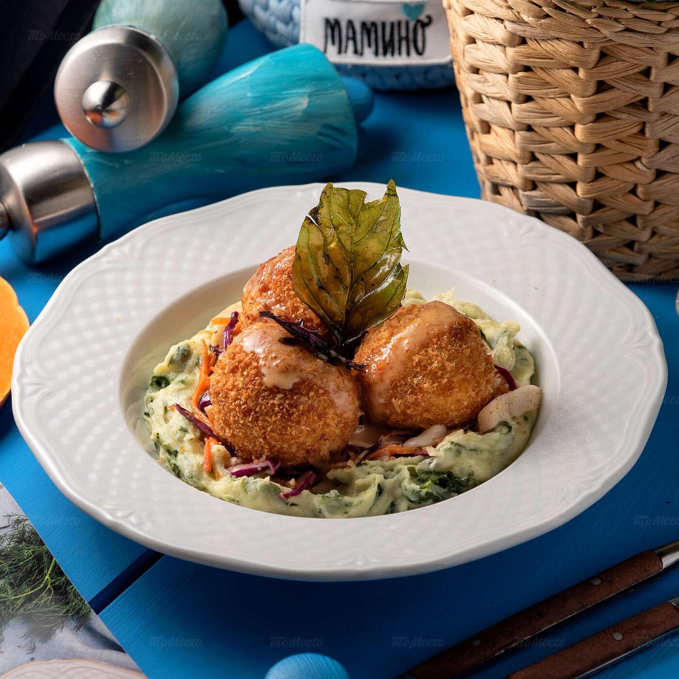 Меню ресторана Мамино  фото 34