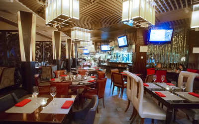 Банкетный зал ресторана Азия Холл (Asia Hall) на Кутузовском проспекте фото 3