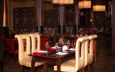 Банкетный зал ресторана Азия Холл (Asia Hall) на Кутузовском проспекте фото 2